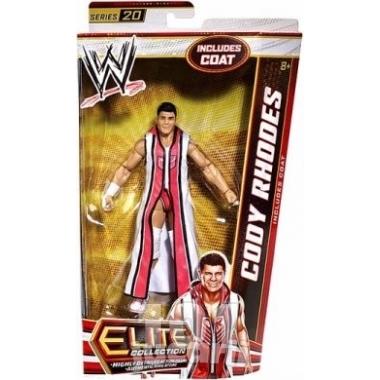 Figurina WWE Cody Rhodes Elite 20, 18 cm