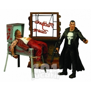 Marvel Select, Figurina Punisher 18 cm