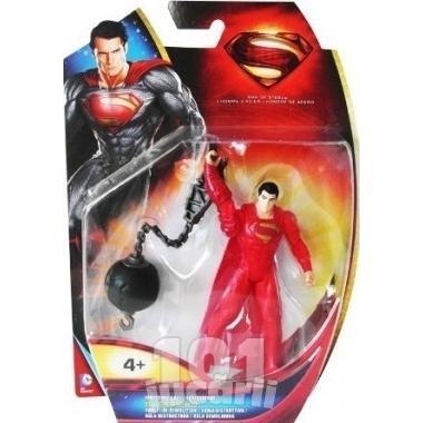 Superman Wrecking Ball, figurina articulata cu accesorii