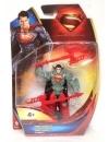 Superman Combat, figurina articulata cu acceesorii