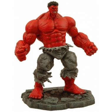 Marvel Seelct, Figurina Red Hulk 25 cm