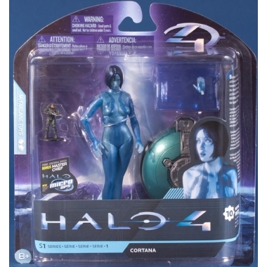 Halo 4 Extended,  Figurina Cortana 15 cm