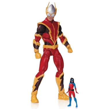 Super Villains, Figurina  Johnny Quick 17 cm
