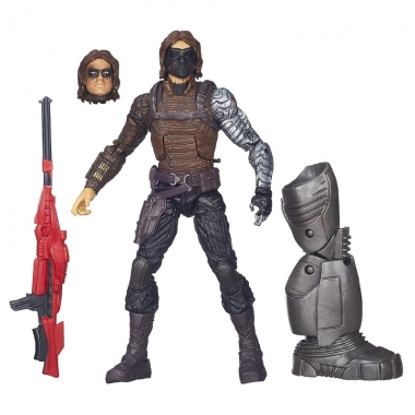 Marvel Legends Infinite, Winter Soldier 15 cm