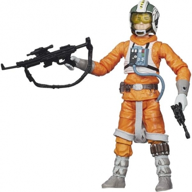 Figurina Wedge Antilles, Black Series 10 cm