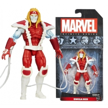 Avengers Infinite, Figurina Omega Red 10 cm