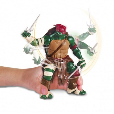 Ninja Turtles, Raphael Movie Line 14 cm