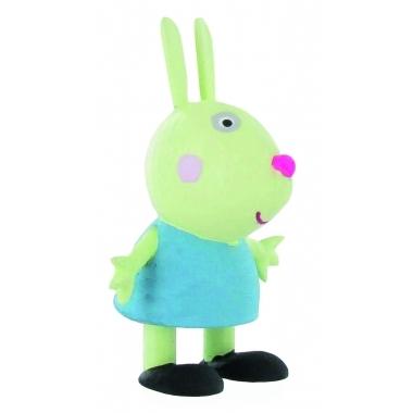 Jucarii Peppa Pig, Rebbeca Rabbit 6,5 cm