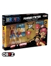 Set 2 figurine, Luffy & Chopper, 12 cm