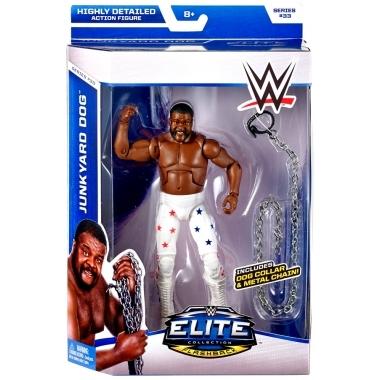 Figurina WWE Junkyard Dog  Elite 33, 18 cm