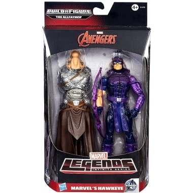 Marvel Legends Infinite, Figurina Hawkeye 15 cm