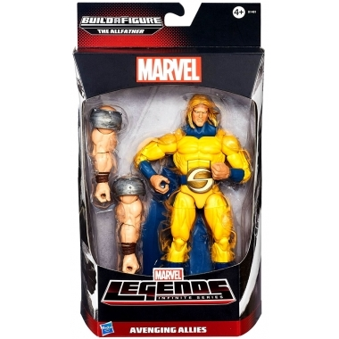 Marvel Legends Infinite, Figurina Marvels Sentry 15 cm