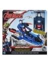 Iron Patriot cu vehicul,  Arc Thruster Jet