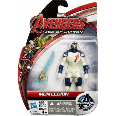 Avengers Age of Ultron Figurina Iron Legion 10 cm