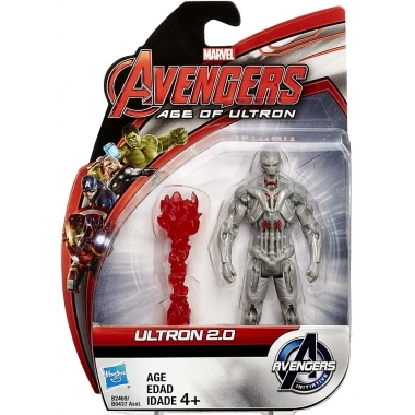 Avengers Age of Ultron Figurina Ultron 10 cm