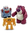 Toy Story, Set figurine Lotso & sparks & chunk