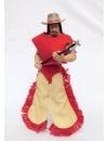 Figurina WWE Terry Funk, Seria Legends 2