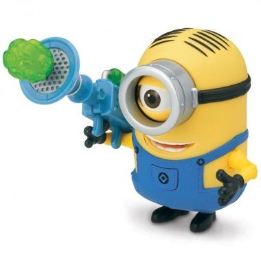 Minion Stuart  cu Fart Dart Launcher