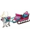 Frozen, Set cadou Sven & Sleigh 48 cm