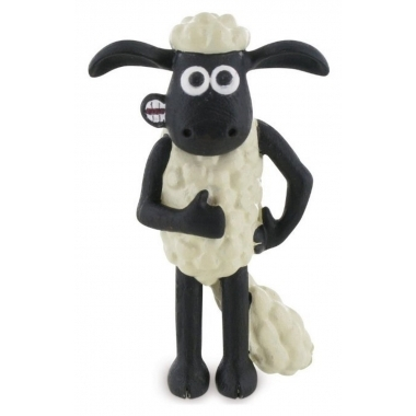 Shaun the Sheep minifigurina, Shaun Standing 6 cm