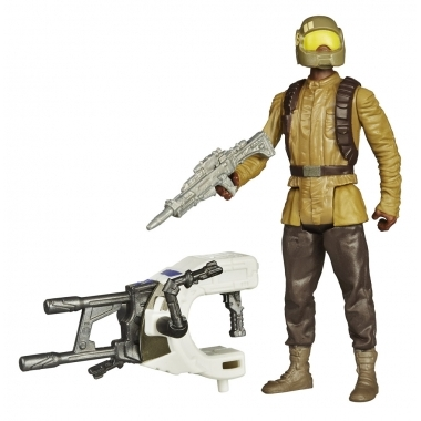Jungle/Space Resistance Trooper (Episode VII), 10 cm
