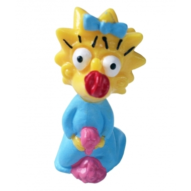 Simpsons Mini Figurina Maggie 6 cm