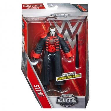 Figurina WWE Sting Elite 39, 18 cm
