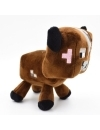 Jucarie plus Minecraft,  Brown Cow 15 cm