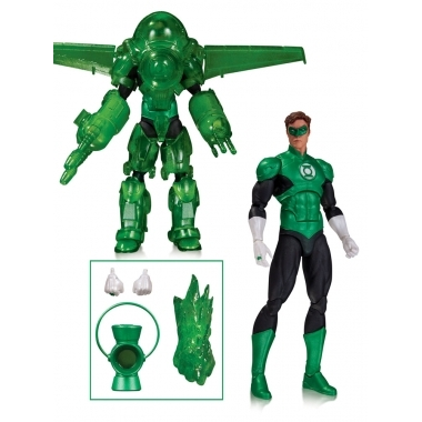 Figurina Green Lantern Hal Jordan (Dark Days) 15 cm