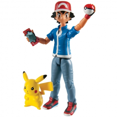 Pokemon 2-Pack Ash & Pikachu