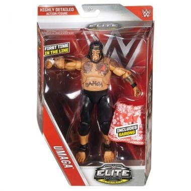 Figurina WWE Umaga Elite 40, 18 cm