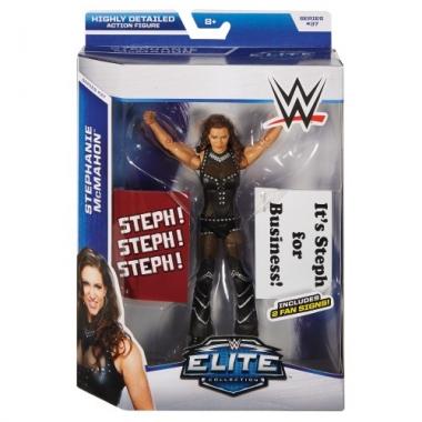 Figurina WWE Stephanie McMahon Elite 37, 18 cm