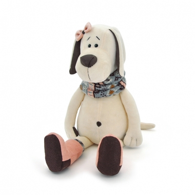 Candy the Dog in boots 30 cm (Orange Toys)