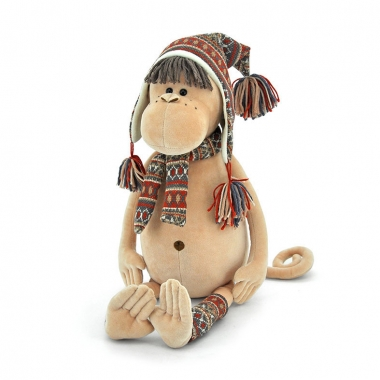 Irma the Monkey 25 cm (Orange Toys)