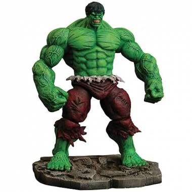 Marvel Select, Incredible Hulk 25 cm (decembrie 2018)