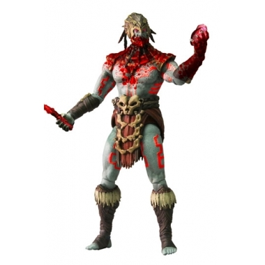 Mortal Kombat X Kotal Khan Blood God Variant 15 cm