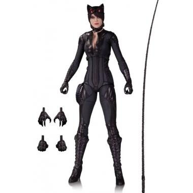 Batman Arkham Knight, Figurina Catwoman 17 cm