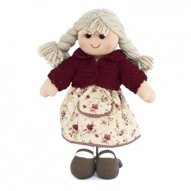 Soft Doll Janice, papusa 25 cm