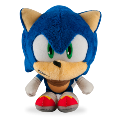 "Jucarie plus ""Big Head"", Sonic 20 cm"