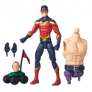 Figurina Superior Foes of Spider-Man: Speed Demon 15 cm