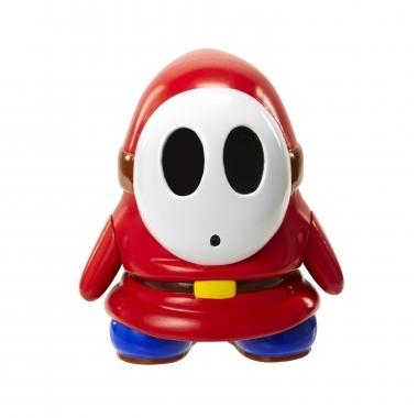 Shy Guy, Figurina articulata 10 cm cu accesorii