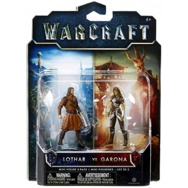 World of Warcraft, Garona vs Lothar Civilian 6 cm