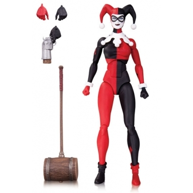 Figurina Harley Quinn (No Man's Land) 15 cm
