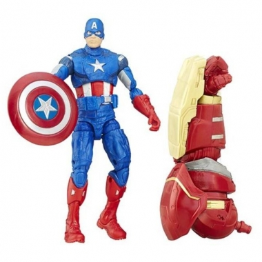 Best of Avengers 2015, Figurina Captain America 15 cm