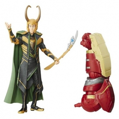 Best of Avengers 2015, Figurina Loki 15 cm