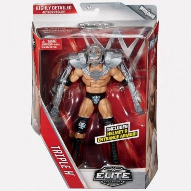 Figurina Triple H - WWE Elite 42, 18 cm