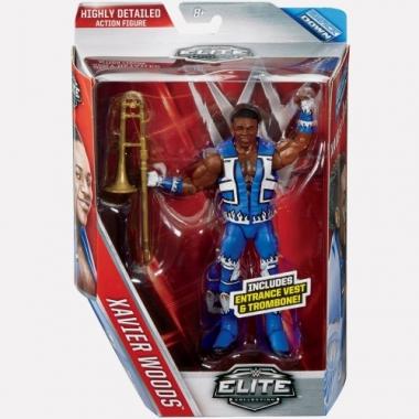 Fgurina WWE Xavier Woods Elite 42, 18 cm