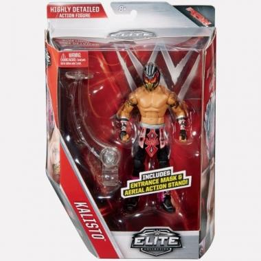 Figurina WWE Kalisto Elite 42, 18 cm