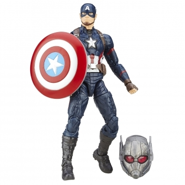 Captain America , Movie Civil War 15 cm