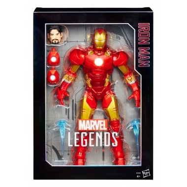 Marvel Legends 2016 Iron Man 30 cm